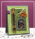 TEEF31 ~ WEATHERED ~ Embossing folder ~ Taylored Expressions